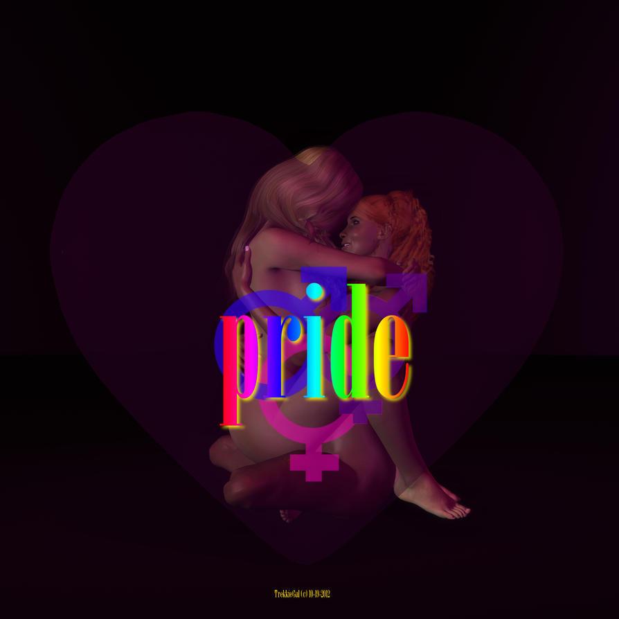 Pride 2012 by TrekkieGal
