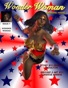 Heroine Prime: Issue 1 Index Wonder Woman