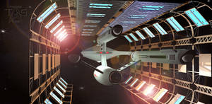 USS Federation Drydock 4