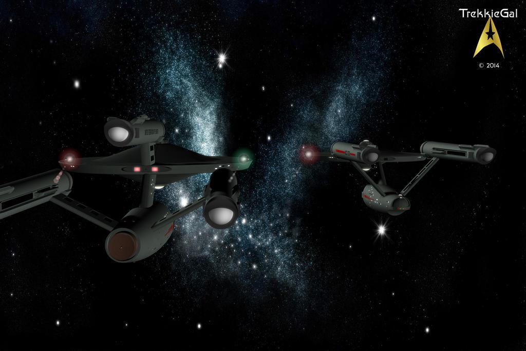 Flagships-003 by TrekkieGal