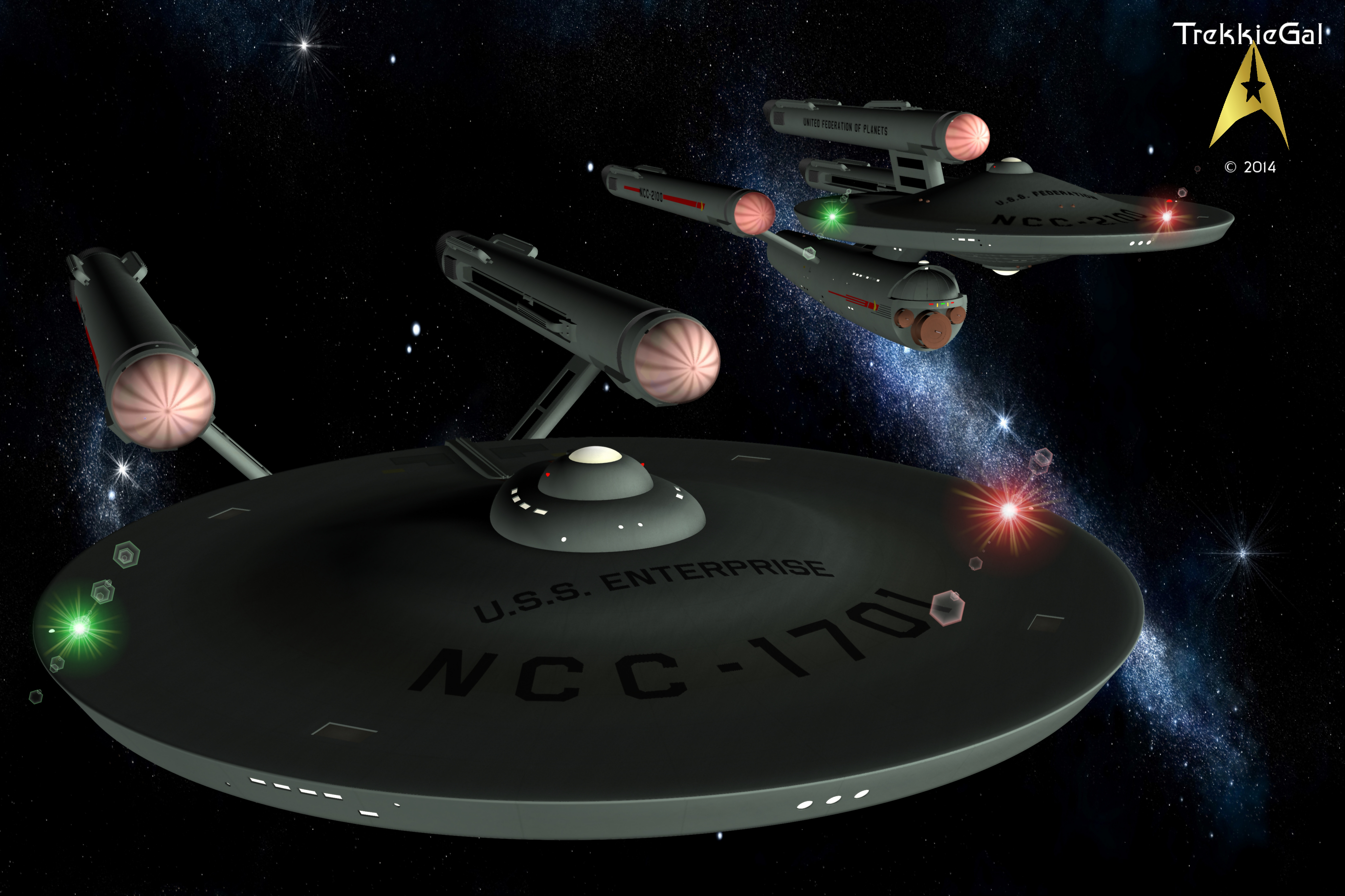 Flagships-005 by TrekkieGal