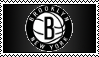 Brooklyn Nets Stamp by TrekkieGal