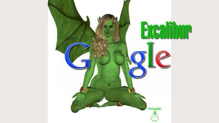 Google Excalibur by TrekkieGal