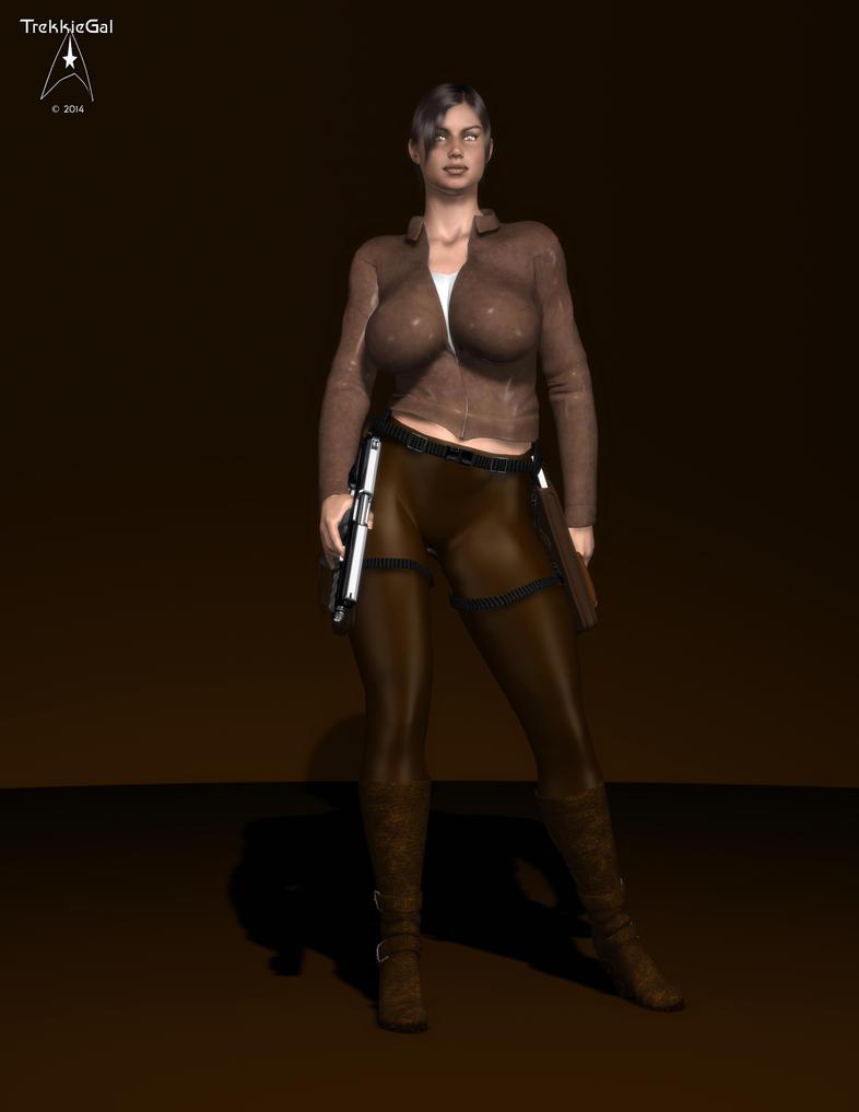 Ellie by TrekkieGal