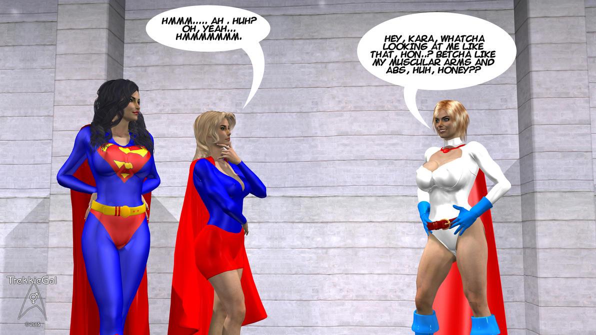 Super Showoff by TrekkieGal