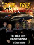 Star Trek Delta Expedition Cover