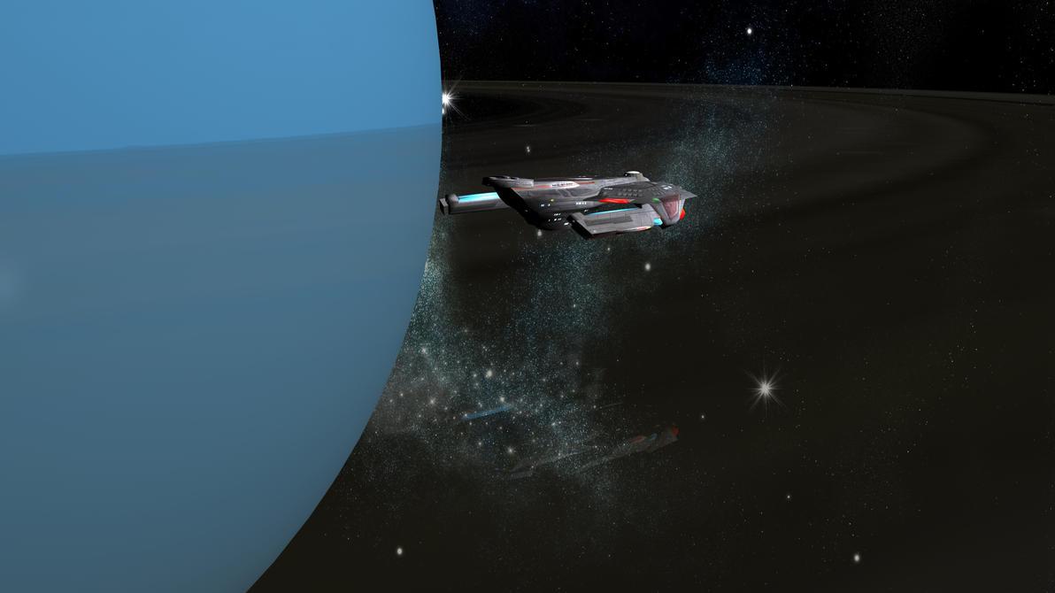 Final Orbit by TrekkieGal