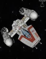 Y Wing by TrekkieGal