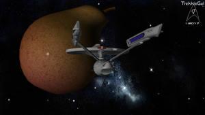 A Pear ent Danger by TrekkieGal