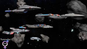 The 14th Fleet by TrekkieGal
