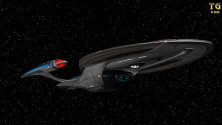 Federation A by TrekkieGal