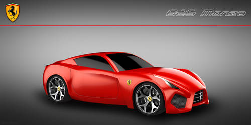 Ferrari 625 Monza Concept