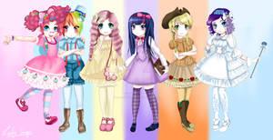 MLP - Lolita Style