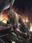 Joan of arc granblue fantasy