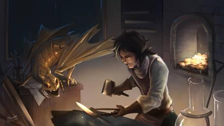 Hardworking Erwin