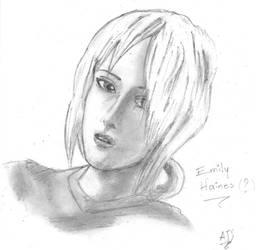Emily H by AngelJShikamaru