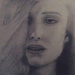Sophie Turner by AngelJShikamaru