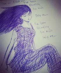 Thinking by AngelJShikamaru
