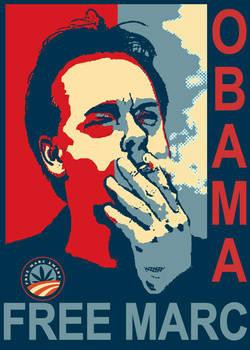OBAMA: Free Marc Emery