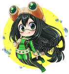 Tsuyu-chibi (Boku No Hero)