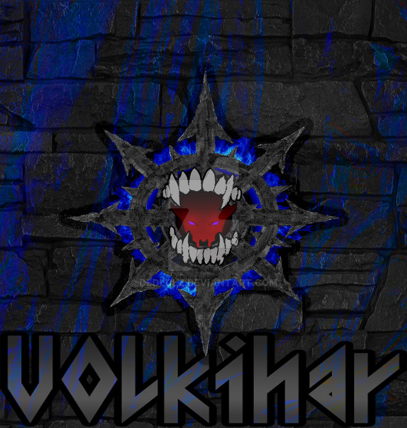 Skyrim | Volkihar vampire clan logo by DedLulz on DeviantArt