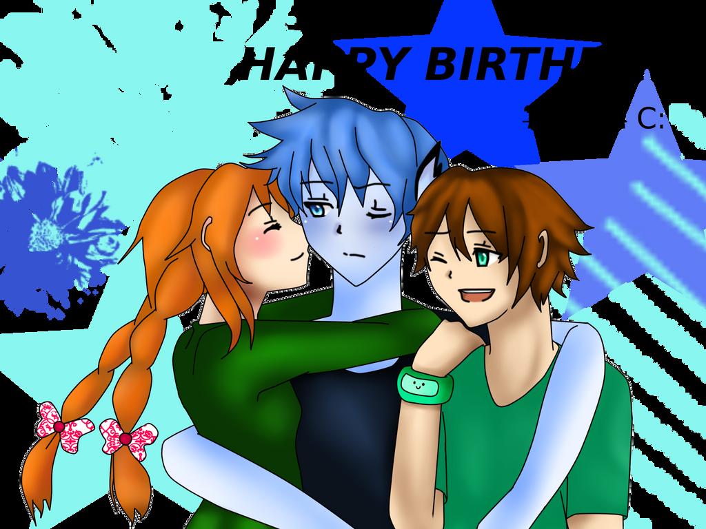 HAPPY BIRTHDAY, WP! by Yuzzuki