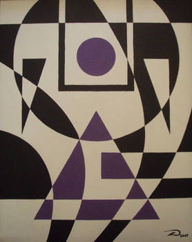 Equilateral Purple