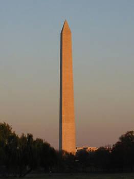 Washington at Sunset