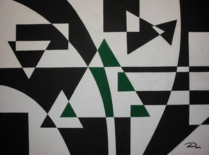 Equilateral Green