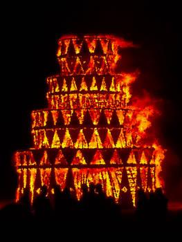 Cake of Flame