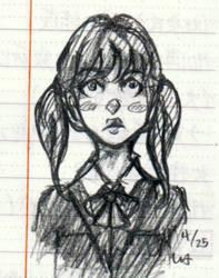 Le Doodle by Kayalina