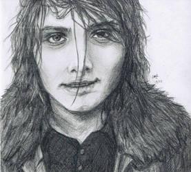 Gerard Way by Kayalina