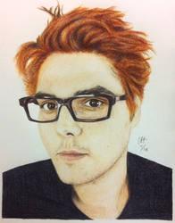 Gerard Way 6 by Kayalina