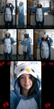 Owl + Onesie = Owlsie