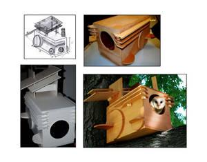 3D Design - Birdhouse