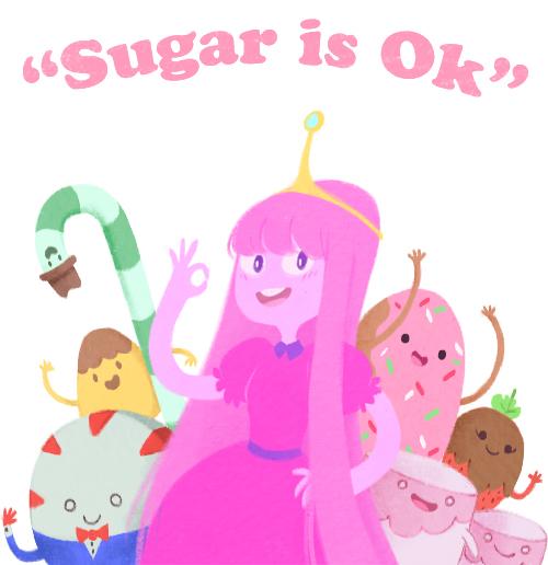 Sugar is Ok by Cheeky-Bee