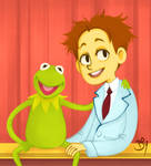 Walter And Kermit