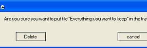 Computer error window 2