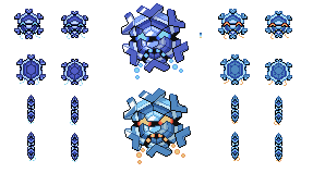 Cryogonal Overworlds