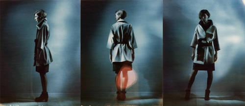 dina's coat by suo-me