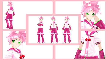 Sakura DT Len by InspirationWave