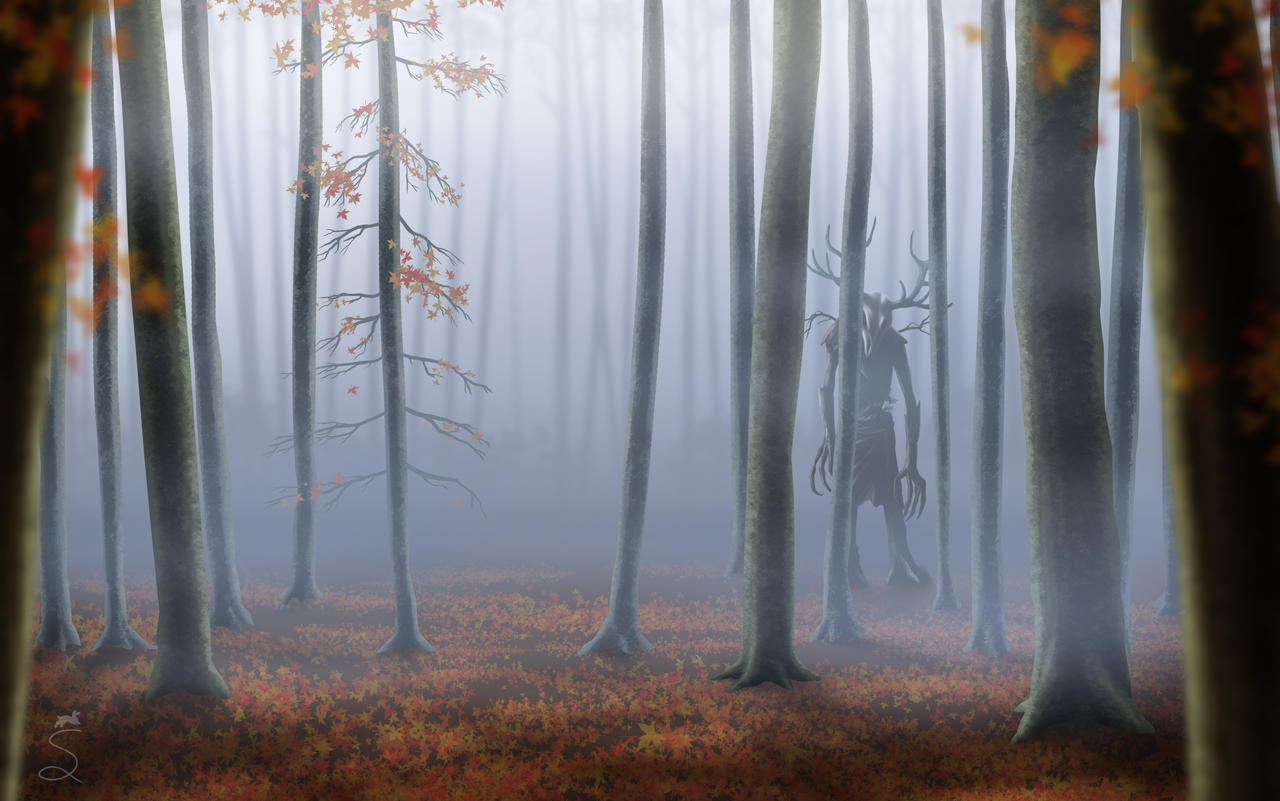 Don 39 T Go Into The Woods By Firlefanzzz On Deviantart