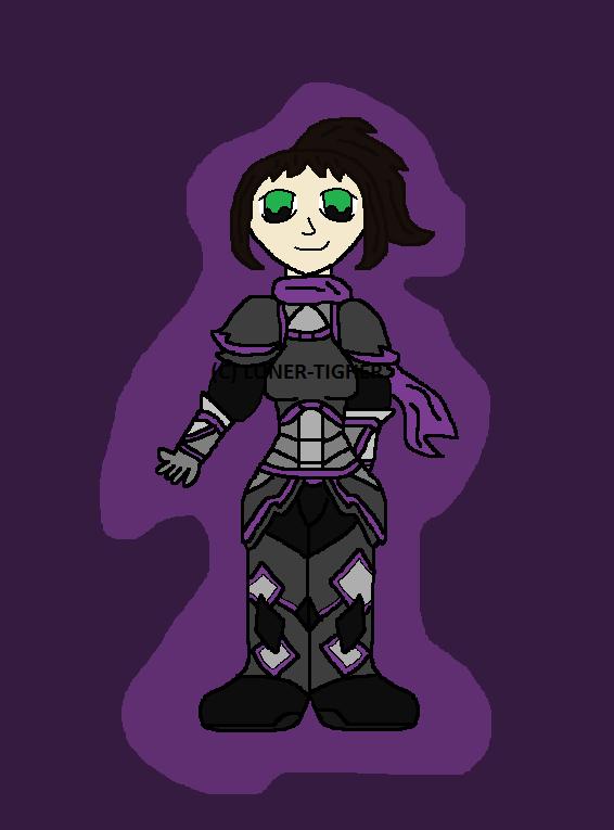 Knight Roxy by luner-tigher