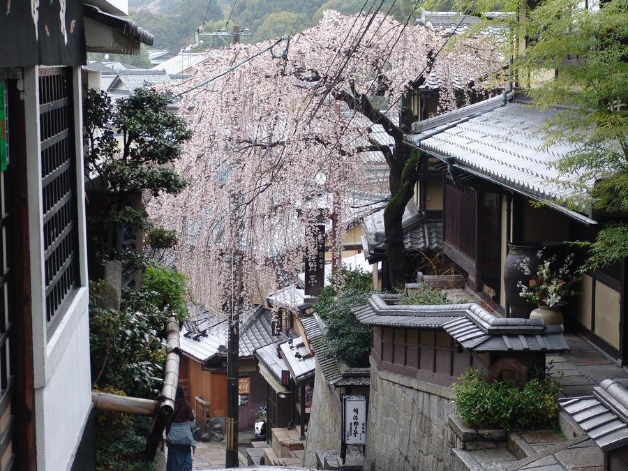 Kyoto Streets by gotenkun