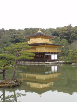 Kinkakuji Temple 2