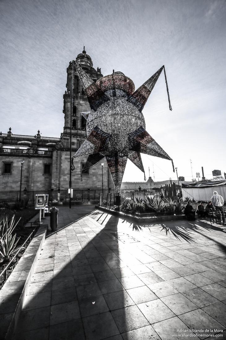 The Giant Pinata by gotenkun