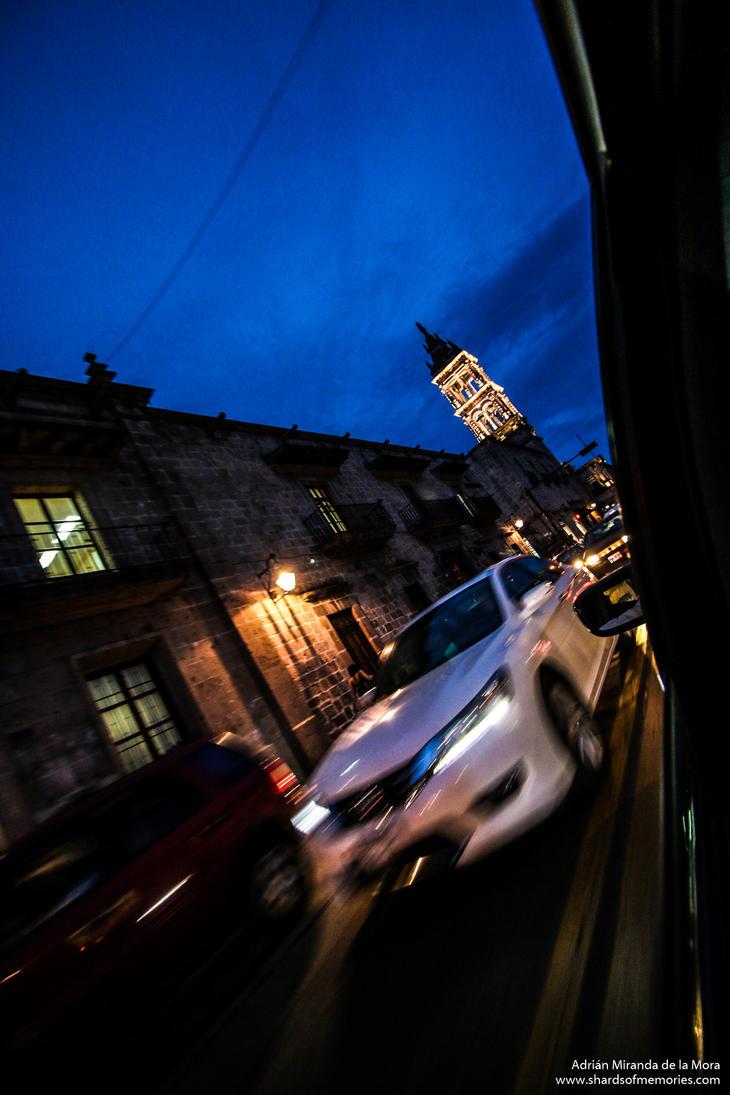 Downtown Ride by gotenkun