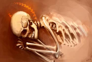 Skeleton by Olof-M