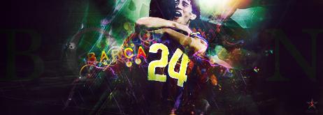 Bojan - FC Barcelona by McRio