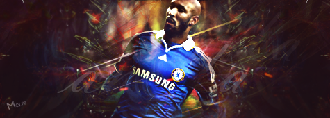 Anelka - Chelsea by McRio
